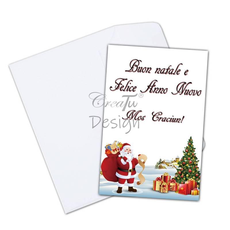 Auguri Di Natale Originali.Biglietti Auguri Buon Anno Auguri Di Natale Su Creatudesign